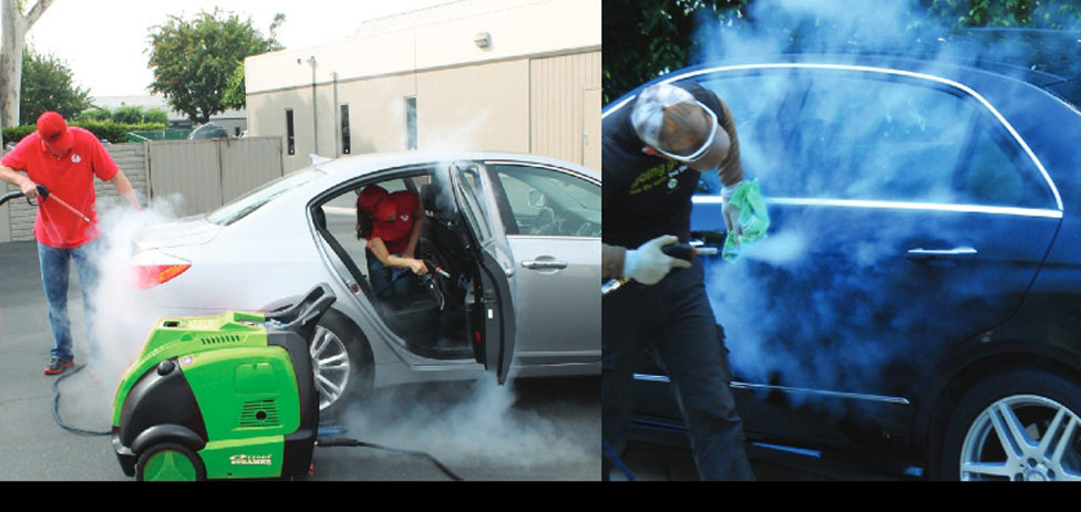 Not Washing Your Car