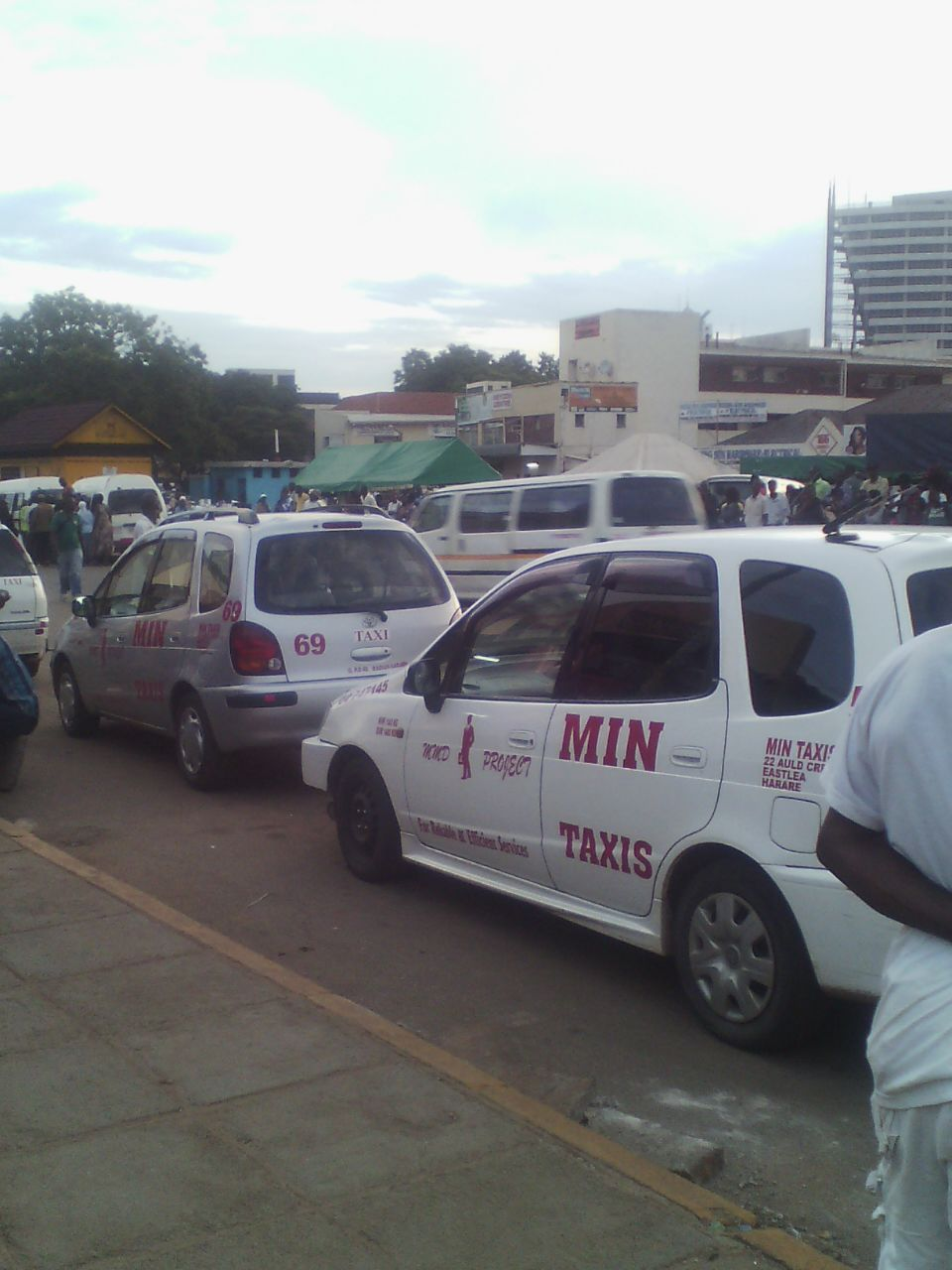 How to start a taxi business in Zimbabwe